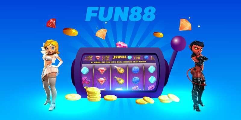 FUN88 Slot เกมเดิมพันที่ให้ความบันเทิงตลอดปี